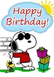 snoopy cards snoopy birthday card print it now