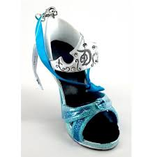 60th anniversary disney runway shoe ornaments