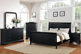 Black Modern Bed Frame Queen Black Bed Frame U2013 Bare Look