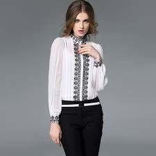 blouses sale sale blouses 2018 summer luxury embroidery