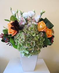 hydrangea arrangements florist for toronto by grace lewicki hydrangea arrangement