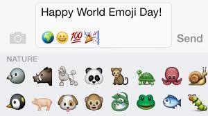 world emoji day why it falls on july 17 nbc chicago
