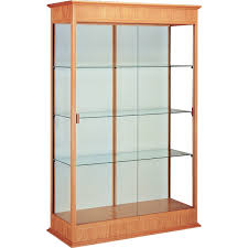large display cabinet with glass doors interior beautiful display case with glass doors 2 varsity7b0 250