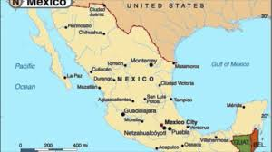 Monterrey Mexico Map by Spanish Speaking Countries And Their Capitals South America And