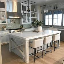 kitchens islands best 25 farmhouse kitchen island ideas on kitchen
