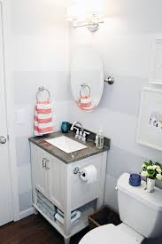 53 the little bathroom update that could vanities small