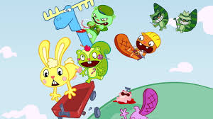 tv time happy tree friends tvshow time