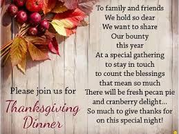 thanksgiving invitations thanksgiving lunch invitation wordings