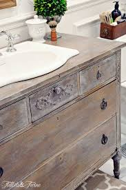Bathroom Vanities That Look Like Furniture 183 Best Dressers Sideboardsturn Into Bathroom Vanity Images