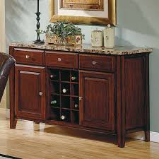 kitchen table with built in wine rack steve silver montibello wine rack and server ever noticed how