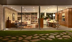 Pro Portfolio Ehrlich Architects Indooroutdoor Family Home In - Outdoor family rooms