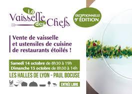 ustensiles de cuisine lyon 9ème édition de la vaisselle des chefs à lyon le chef