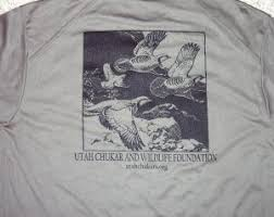 design a shirt in utah store utah chukar wildlife foundation