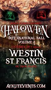 halloween party events best halloween party in san francisco westin st francis 2016 aykut