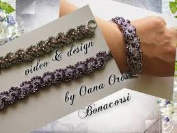 crochet bracelet with beads images Crochet bracelet with beads jpg