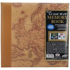 post bound photo albums map designer print pioneer post bound album 12 x 12