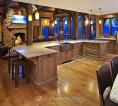 Curved Island Kitchen Designs Curved Islands With Seating And Range Google Search Ideas For