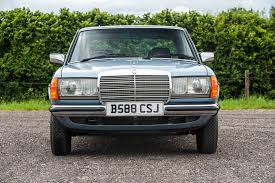 1985 mercedes benz 230e u2013 edward hall