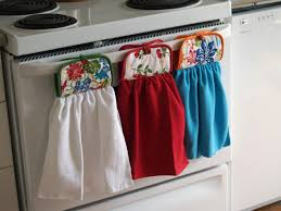 kitchen towel holder ideas kitchen accessories the decorative kitchen towels for the