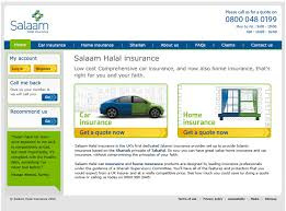 quote comprehensive car insurance salaam halal insurance a uk u0027s first dedicated islamic insurance