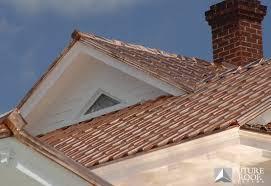 Mediterranean Roof Tile Copper Roofing