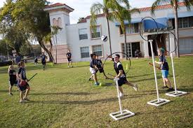 Ringling College Of Art And Design Jobs Quidditch Takes Off At Ringling College Sarasota