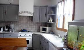 cuisine rustique repeinte en gris décoration cuisine repeinte en gris 23 besancon cuisine