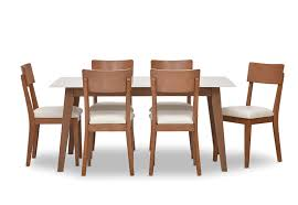 andi 7 piece dining room suite super a mart andi