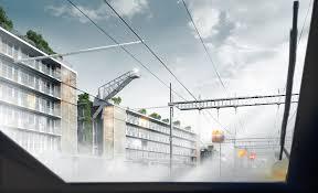 architektur visualisierungen space communication zürich photography architektur