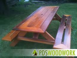 picnic table rentals pds woodwork picnic table rentals and custom woodwork custom