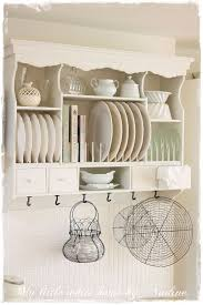 Kitchen Hutches For Small Kitchens Best 25 Plate Racks Ideas On Pinterest Plate Storage Farmhouse