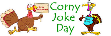 corny joke day