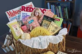 relaxation gift basket gift basket ideas 15 affordable diys curbly