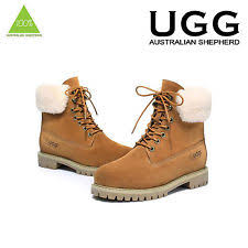 s lace up boots australia ugg australia suede lace up boots for ebay