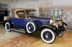 roll royce rod rolls royce silver ghost piccadilly roadster 1925 rolls royce