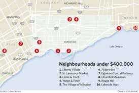 where to find a house for less than 400 000 toronto star