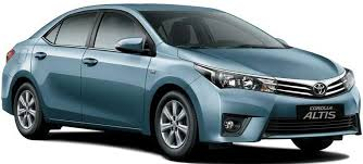 toyota vehicles price list toyota cars price list for toyota corolla altis all variant