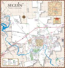 Texas City Map Map Of Seguin Texas My Blog