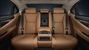 2017 lexus ls luxury sedan 2017 lexus ls interior youtube