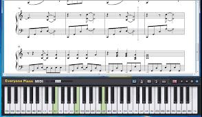 free longing george winston piano sheet tutorial