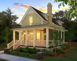 small cottage home plans a wrap around porch makes the house look bigger pinteres