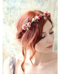 floral headband get this amazing shopping deal on boho flower rosebud