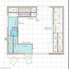 how to layout an efficient kitchen floor plan flooringpost