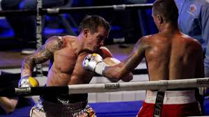 gallery boxer waters shows heart but ritchie takes 10 round