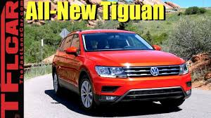 2018 vw tiguan awd first drive review it u0027s a whole new animal