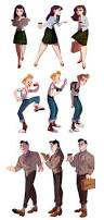 design tv show 808 best sketchy images on pinterest character design