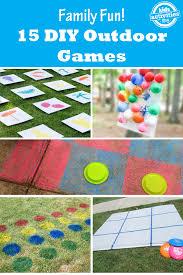 Backyard Kid Activities by 15 Outdoor Games That Are Fun For The Whole Family Outdoor
