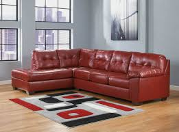 firm sectional sofa 18 stylish modern red sectional sofas