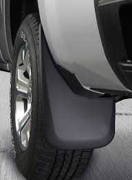 3500 Dodge Truck Mud Flaps - amazon com husky liners custom fit molded front mudguard for