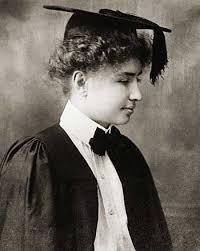 Blind And Deaf Woman Helen Keller Was A Women Who Was Blind And Deaf And Also Was The